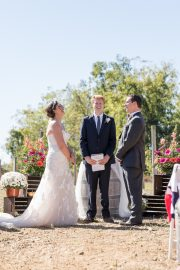 Cava winery ceremony