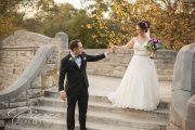 Verona park wedding
