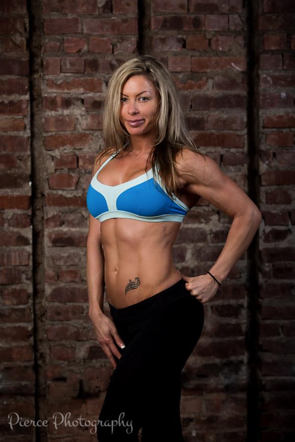 NY fitness shoot