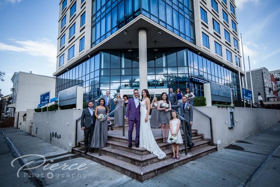vista sky lounge wedding photography