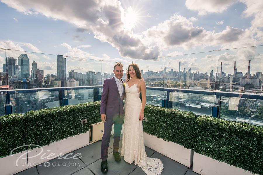 vista sky lounge wedding photographer