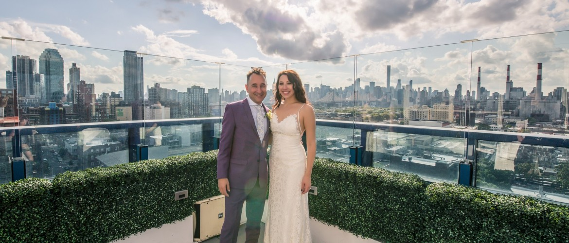vista sky lounge wedding