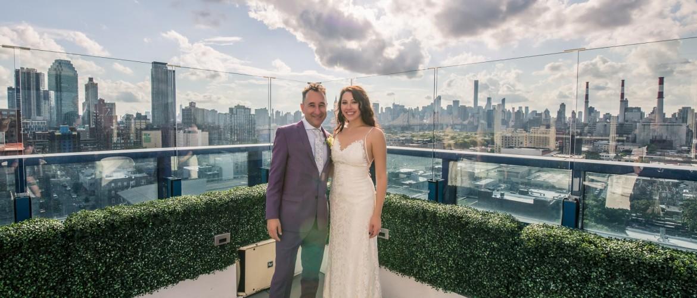 vista sky lounge wedding